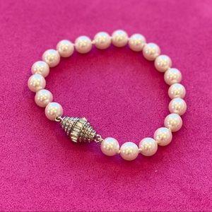 NWT Ralph Lauren Pearl Bracelet